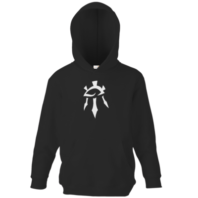 Motiv: Kids Hooded Sweat - Krieger Symbol