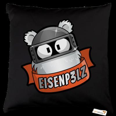 Motiv: Kissen Baumwolle - Eisenp3lz