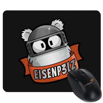 Motiv: Mousepad Textil - Eisenp3lz