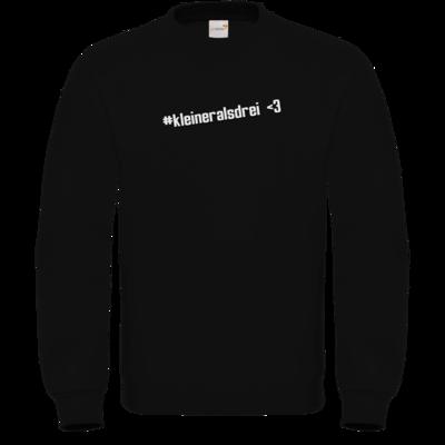 Motiv: Sweatshirt FAIR WEAR - DerPeci - kleiner als drei