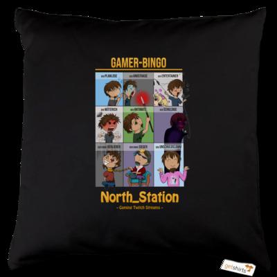 Motiv: Kissen Baumwolle - North_Station - Gamer-Bingo