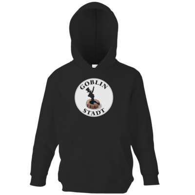 Motiv: Kids Hooded Sweat - Logo