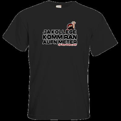 Motiv: T-Shirt Premium FAIR WEAR - D1rtyd3vil - Kollege