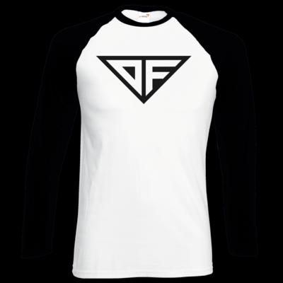 Motiv: Longsleeve Baseball T - DF Logo