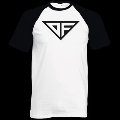 Motiv: TShirt Baseball - DF Logo