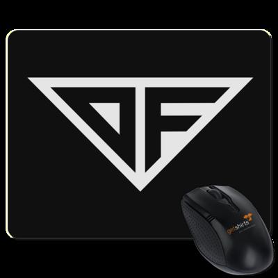 Motiv: Mousepad Textil - DF Logo