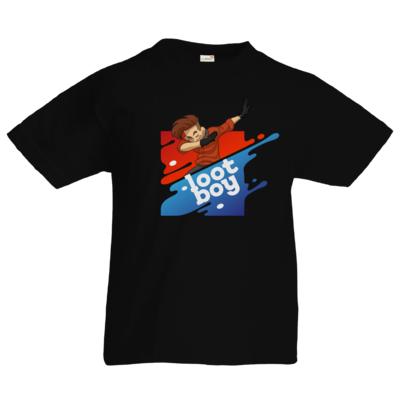 Motiv: Kids T-Shirt Premium FAIR WEAR - LootBoy - The Dab