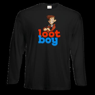 Motiv: Exact 190 Longsleeve FAIR WEAR - LootBoy - Logo