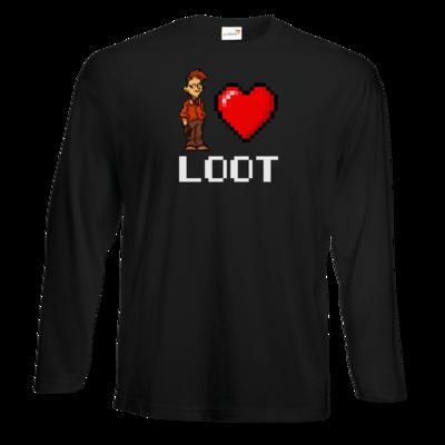 Motiv: Exact 190 Longsleeve FAIR WEAR - LootBoy - Pixel Loot