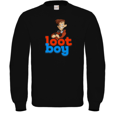 Motiv: Sweatshirt FAIR WEAR - LootBoy - Logo