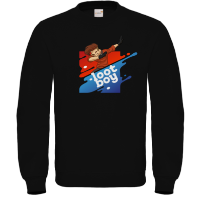 Motiv: Sweatshirt FAIR WEAR - LootBoy - The Dab