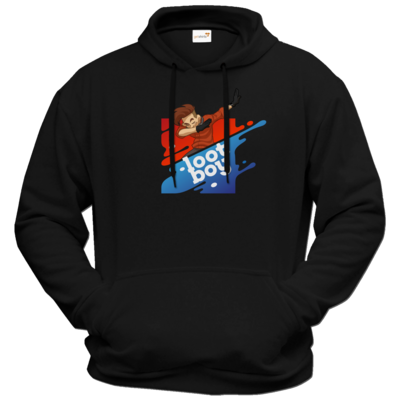 Motiv: Hoodie Premium FAIR WEAR - LootBoy - The Dab
