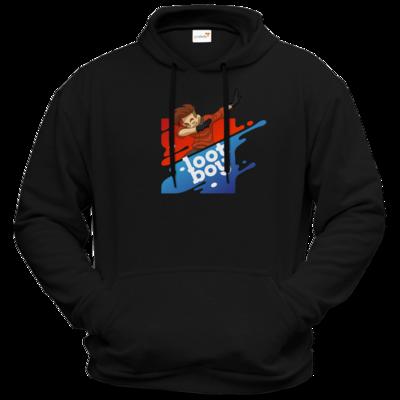 Motiv: Hoodie Premium FAIR WEAR - LootBoy - The Dab