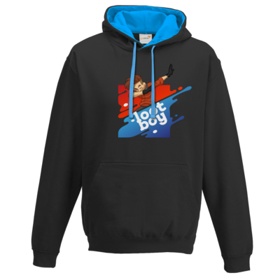 Motiv: Two-Tone Hoodie - LootBoy - The Dab