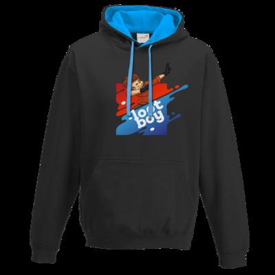 Motiv: Two-Tone Hoodie - LootBoy - The Dab