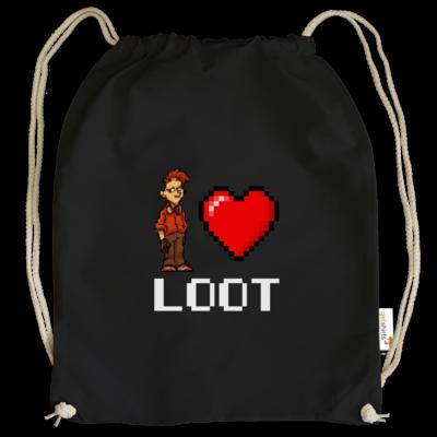 Motiv: Cotton Gymsac - LootBoy - Pixel Loot