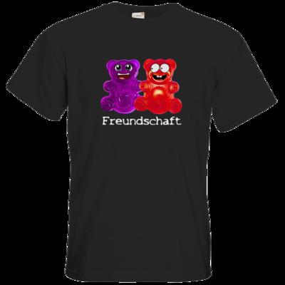 Motiv: T-Shirt Premium FAIR WEAR - Lucky - Freundschaft