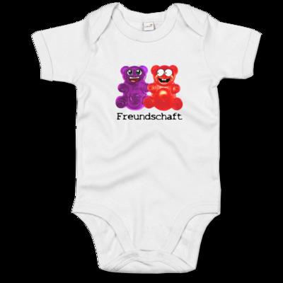 Motiv: Baby Body Organic - Lucky - Freundschaft