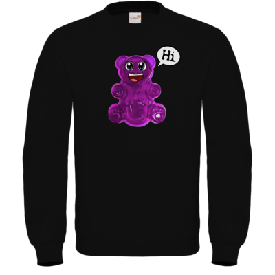 Motiv: Sweatshirt FAIR WEAR - Lucky - Logo Maedchen