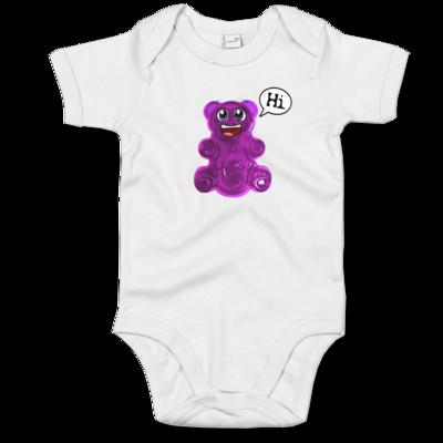 Motiv: Baby Body Organic - Lucky - Logo Maedchen