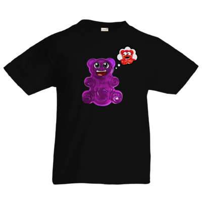 Motiv: Kids T-Shirt Premium FAIR WEAR - Lucky - Maedchen