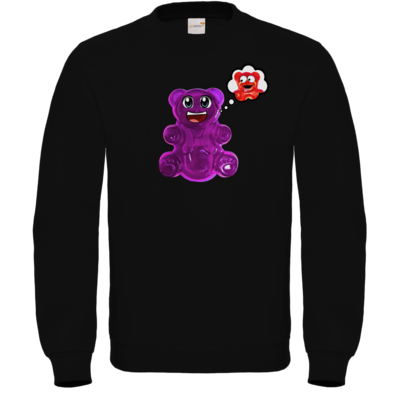 Motiv: Sweatshirt FAIR WEAR - Lucky - Maedchen