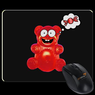 Motiv: Mousepad Textil - Lucky - Candy