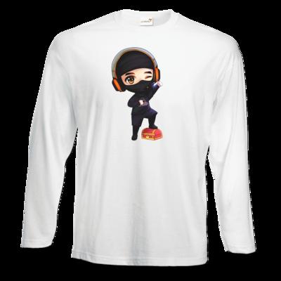 Motiv: Exact 190 Longsleeve FAIR WEAR - D1rtyd3vil - Loot Ninja