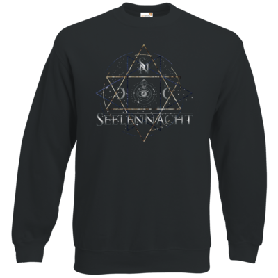 Motiv: Sweatshirt Classic - Seelennacht - Occult Astronomy