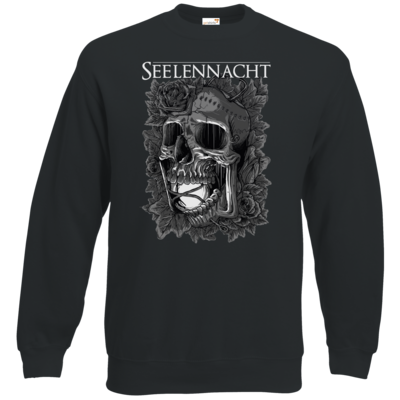 Motiv: Sweatshirt Classic - Seelennacht - Skull Lantern