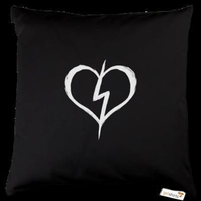 Motiv: Kissen Baumwolle - Logo - Style