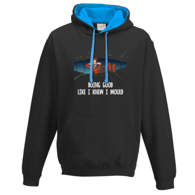 Motiv: Two-Tone Hoodie - Lootboy - Doing Good