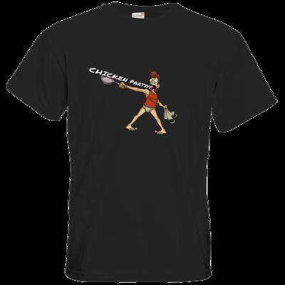 Motiv: T-Shirt Premium FAIR WEAR - LootBoy - Chicken Party