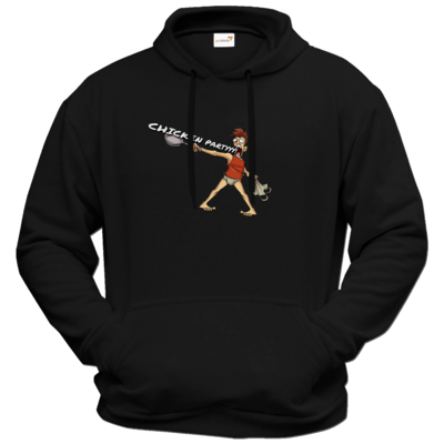 Motiv: Hoodie Premium FAIR WEAR - LootBoy - Chicken Party