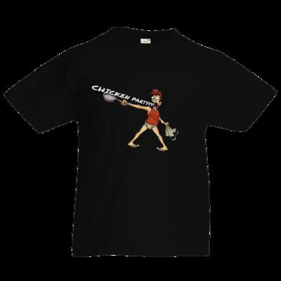 Motiv: Kids T-Shirt Premium FAIR WEAR - LootBoy - Chicken Party