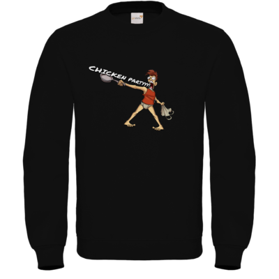 Motiv: Sweatshirt FAIR WEAR - LootBoy - Chicken Party