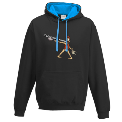 Motiv: Two-Tone Hoodie - LootBoy - Chicken Party
