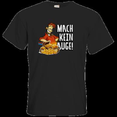 Motiv: T-Shirt Premium FAIR WEAR - LootBoy - Mach Kein Auge