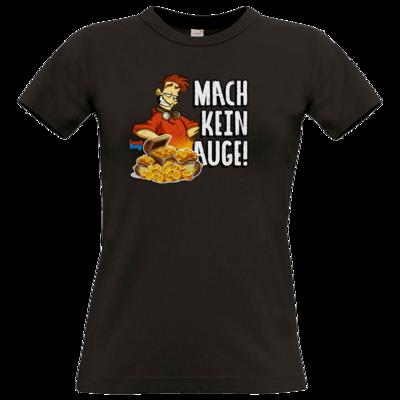 Motiv: T-Shirt Damen Premium FAIR WEAR - LootBoy - Mach Kein Auge