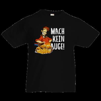 Motiv: Kids T-Shirt Premium FAIR WEAR - LootBoy - Mach Kein Auge