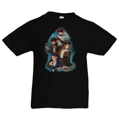 Motiv: Kids T-Shirt Premium FAIR WEAR - Gronkh - HWS Crew