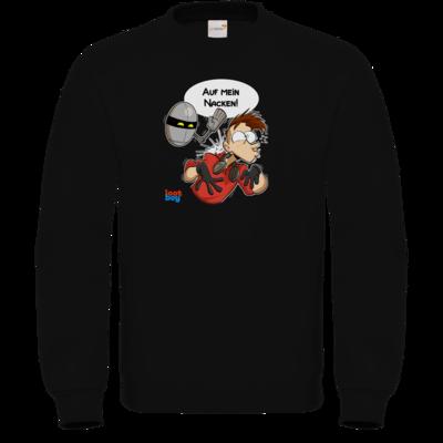 Motiv: Sweatshirt FAIR WEAR - LootBoy - Auf mein nacken