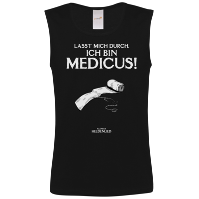 Motiv: Athletic Vest FAIR WEAR - Alendia - Ich bin Medicus