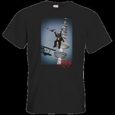 Motiv: T-Shirt Premium FAIR WEAR - Street Style - King Beans