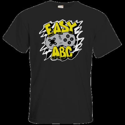 Motiv: T-Shirt Premium FAIR WEAR - Street Style - Easy ABC
