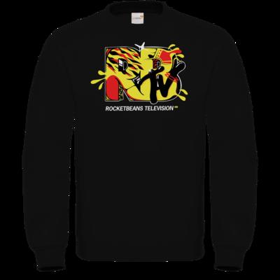Motiv: Sweatshirt FAIR WEAR - Street Style - Fire