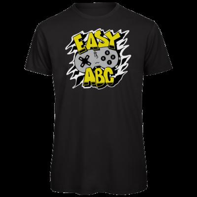 Motiv: Organic T-Shirt - Street Style - Easy ABC