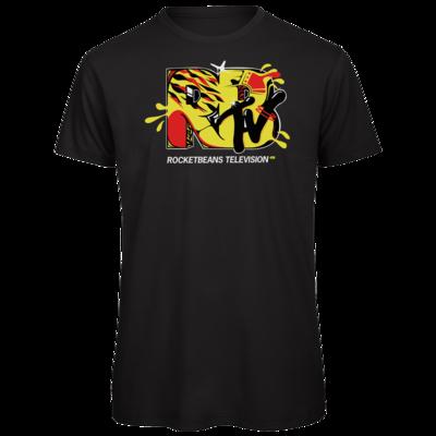 Motiv: Organic T-Shirt - Street Style - Fire