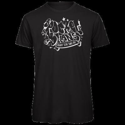 Motiv: Organic T-Shirt - Street Style - Fitti
