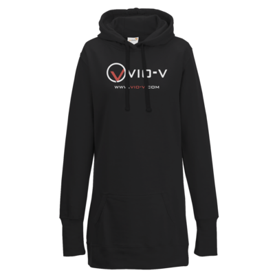 Motiv: Lady Longline Hoodie - Vio Entertainment - Logo 2